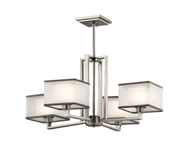 Picture for category CHANDELIER 4-LIGHT