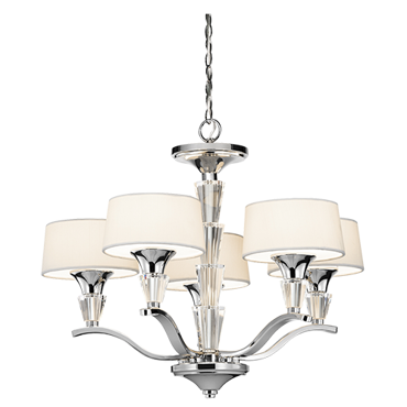Picture for category CHANDELIER 5-LIGHT
