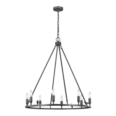 Picture for category CHANDELIER 8-LIGHT