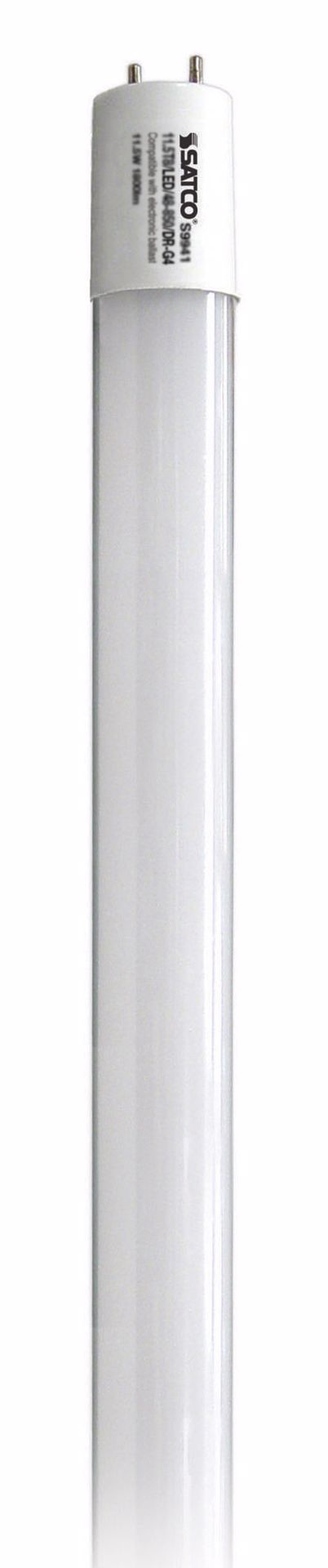 "Picture of SATCO S29992 10T8/LED/36-840/DR 36""  LED Light Bulb"