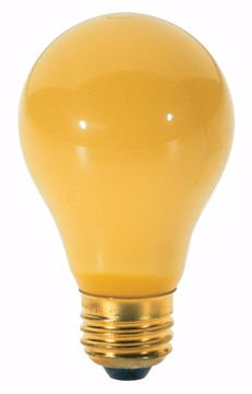Picture of SATCO S3859 40 WATT CHASE-A-BUG 130V. Incandescent Light Bulb