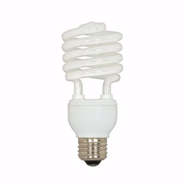Picture of SATCO S5528 23T2/E26/5000K/120V/1BL Compact Fluorescent Light Bulb