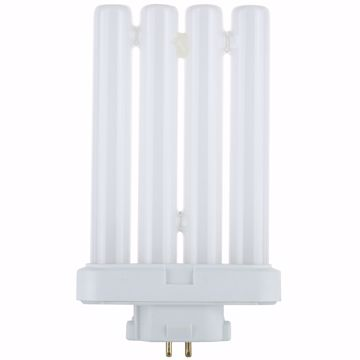 Picture of SATCO S6385 FML27 6500K GX10Q-4 Compact Fluorescent Light Bulb