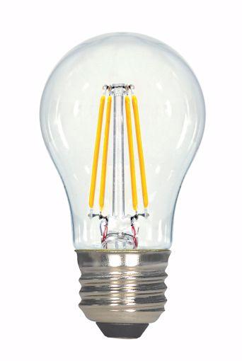 Picture of SATCO S8607 4.5A15/CL/LED/E26/27K/120V LED Light Bulb