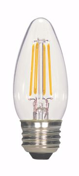 Picture of SATCO S8609 4.5W ETC/LED/27K/120V LED Light Bulb