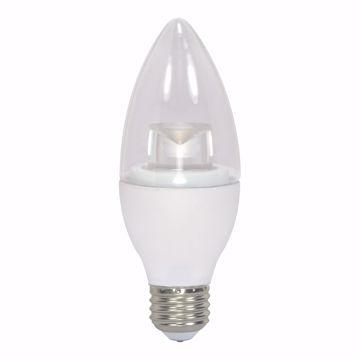 Picture of SATCO S8953 4.5ETC/LED/3000K/E26/120V LED Light Bulb