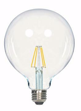 Picture of SATCO S9566 6.5G40/CL/LED/E26/27K/120V LED Light Bulb